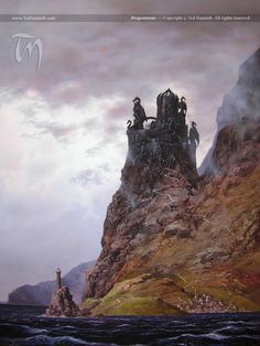 Dragonstone by Ted Nasmith
