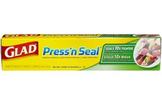 Press'n Seal® -- use for sealing around your trailer/RV windows to keep out drafts and dust!  ez pz!