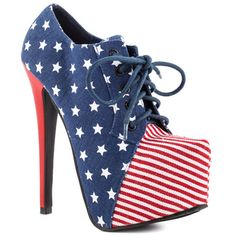 N.Y.L.A.Humilia - USA Booties $54.99