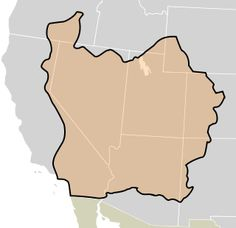 """The State of Deseret was a provisional state of the United States, proposed in 1849 by Latter-day Saint settlers in Salt Lake City. The provisional state existed for slightly over two years and was never recognized by the United States government. The name derives from the word for """"honeybee"""" in the Book of Mormon."""