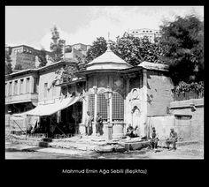 Yıldız Albümleri, Mahmud Emin Ağa Sebili (Beşiktaş)
