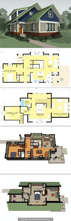 Floorplans on Pinterest | 210 Pins