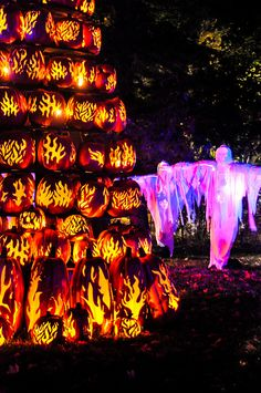 The Great Jack O' Lantern Blaze in Sleepy Hollow, NY