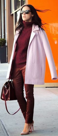 fashion shoes, girl fashion, colors, bordeaux, pink