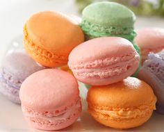 French Almond Macaroons Recipe   Desserts, Macaroons Recipes   Kitchen Goddess