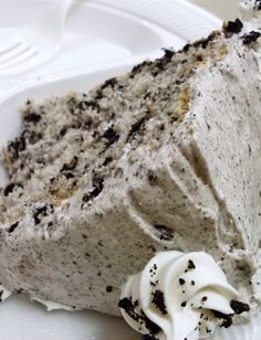 Fantastic Oreo Cookie Cake | foodsweet | foodsweet