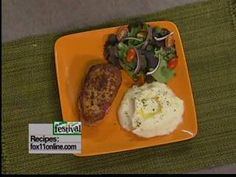 Bob's Favorite Fried Pork Chops from Good Day Wisconsin's Cooking with Amy. Click the photo for the complete recipe.