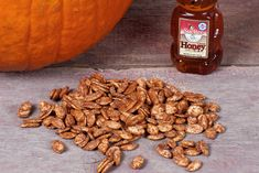 Sue Bee Honey Roasted Cinnamon Pumpkin Seeds