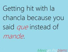 Mexican Problem #9140 - Mexican Problems