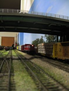 Hawkeye Model Railroad Club - Imgur