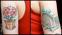 The Hitchhiker's Guide to the Galaxy | 12 Tattoos Inspired by Famous Books | Mental Floss