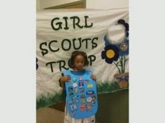 Ive been to a Girl Scouts Court of Awards that needed some dressing up. The leaders presented their troop members with their earned and/or fun...