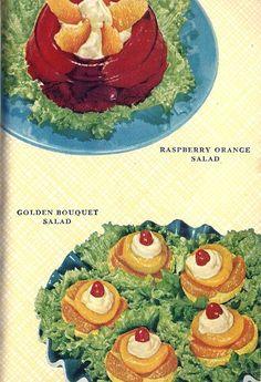 Retro jello