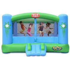 Wishgift.ca-Group, Gift, Idea, Registry, Contribute, Together.    Inflatable Bouncer