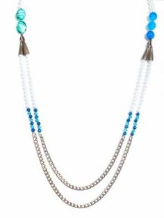 Vintage glam layered necklace  http://ladyeeboutique.com/vintage-glam-layered-necklace-p-345.html