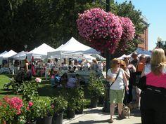 Farmer's Market, Pioneer Park