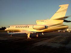 Falcon 50EX