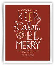 Free Printable Christmas Gift Tags, Food Labels and Decor - Smilebox