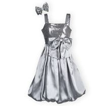 Platinum Party Girls Party Dress 7 - 16. Made in USA.