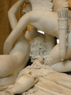 Live with art: Psyche revived by Cupid's kiss, Canova