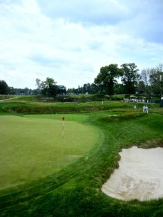Merion Golf Club - Par 3, 17th hole