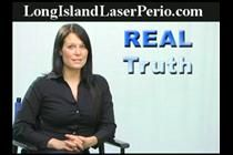 Long Island Periodontist uses a laser to treat gum disease. This video tells you how.