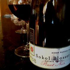 Sokol Blosser '08 Estate Couvée Pinot Noir