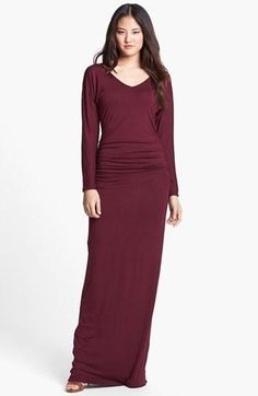 Love this maxi for fall!