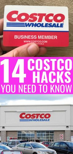Secret Costco Hacks