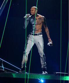 BET Awards 2012: Chris Brown and Kanye West take home awards