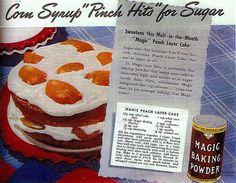 """Vintage Ad #224 - Corn Syrup """"Pinch Hits"""" for Sugar by jbcurio, via Flickr"""