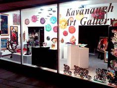 Kavanaugh Art Gallery    Mon-Sat, 10am-5pm  Thursday, 10am-7:30pm