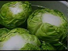 How to make whole head sauerkraut by Vlada Vladic