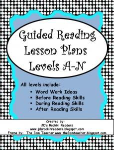 Guided Reading Lesson Plans (Levels A-N)  Hurry up! This giveaway promotion ends at 11:59:59PM CST on 08-11-2012