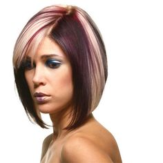 hair colors, bob, face shapes, round face, short hairstyles