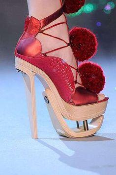 Poodle Shoes