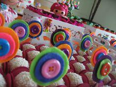 Invvitare: Lalaloopsy - festa da boneca de pano
