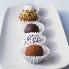 Peanut Butter Truffles - 3 ingredients