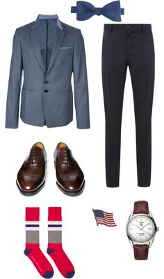 """""""Presidential Fashion"""" by nicole-carter on Polyvore"""
