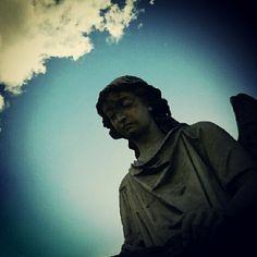 #Natchez #cemetery #turningangel # - @christiedorsa- #webstagram