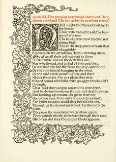 Morris, Kelmscott Press