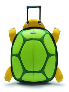 Las Tortugas de Sammies, nueva colección de maletas para niños