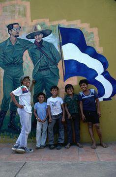 Nicaragua land that i love on pinterest nicaraguan for Mural nicaraguense