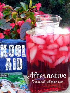 'Better Than Kool-Aid' Recipe | Deep Roots at Home