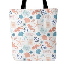 Ideas About Nautical Tote Bags On Pinterest Beach Bags Beach