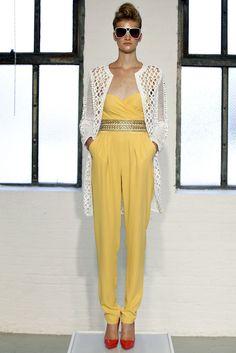 Catherine Malandrino Spring 2013春夏纽约时装周发布(6) - 无时尚中文网 -中国领先的奢侈品行业报道、投资分析网站