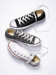 MY 3 FAVORITE COLORS IN CHUCKS <3  Converse® Chuck Taylor All Star Sneaker