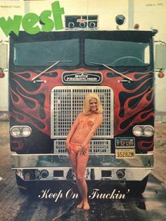 A girlie pinup from 'way back'! How times have changed!! Great photo!