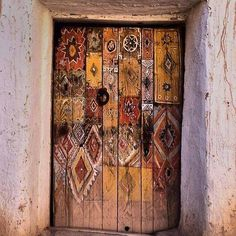 Door inMorocco