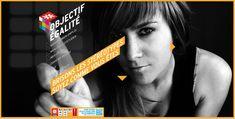 """""""Objectif égalité"""" : un site pour sensibiliser les jeunes aux stéréotypes en matière de formations et de métiers. Toute l'info sur : http://www.education.gouv.fr/cid67198/-objectif-egalite-un-site-pour-sensibiliser-les-jeunes-aux-stereotypes-en-matiere-de-formations-et-de-metiers.html"""